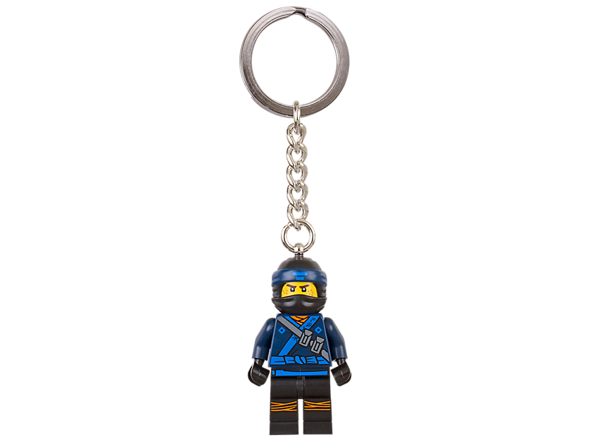 "THE LEGO® NINJAGO® MOVIE"" Jay Key Chain 6194548"