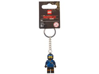 THE LEGO® NINJAGO® MOVIE™ Jay Keyring