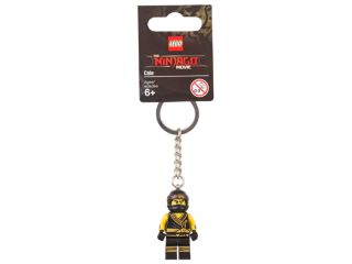 THE LEGO® NINJAGO® MOVIE™ Cole Keyring
