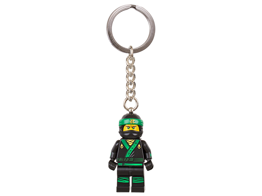 Porte-clés Lloyd LEGO® NINJAGO®, LE FILM™