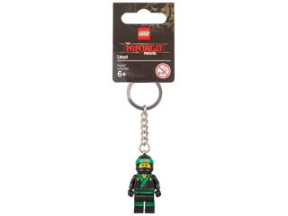 THE LEGO® NINJAGO® MOVIE™ Lloyd Key Chain