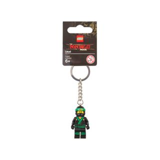 THE LEGO® NINJAGO® MOVIE™ Lloyd Keyring