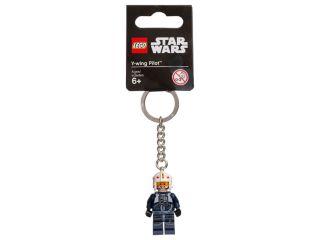 LEGO® Star Wars™ - Přívěsek na klíče s pilotem stíhačky Y-Wing