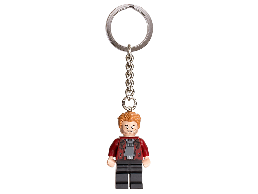 LEGO® Marvel Super Heroes Star-Lord Key Chain 6194596