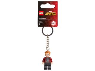 LEGO® Marvel Super Heroes Star-Lord Keyring
