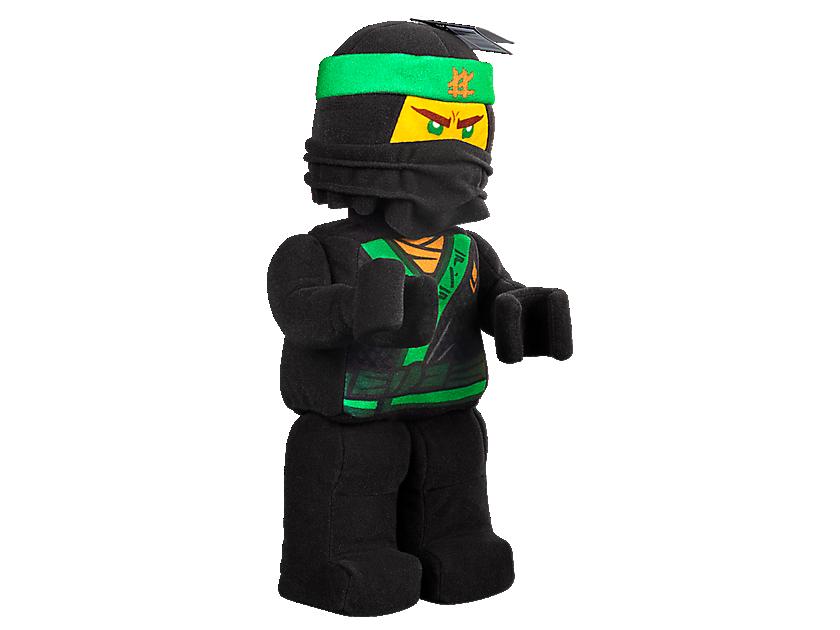 Picture of brand1}The Lego Ninjago Movie 853764 Lloyd Minifigure Plush