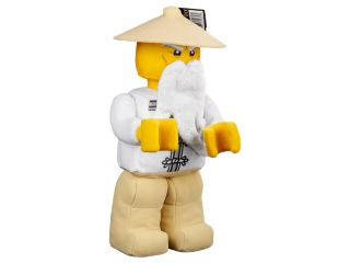 Master Wu Minifigure Plush