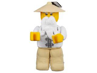 Peluche Maître Wu