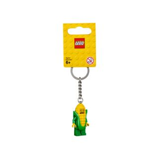 Corn Cob Guy Key Chain