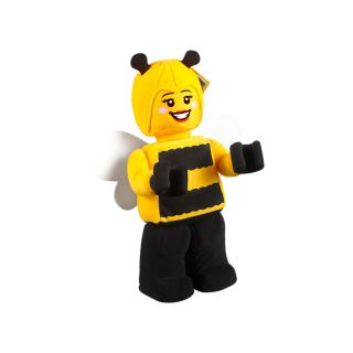Bee Girl Minifigure Plush