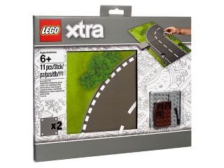 Tapete de juego con carreteras