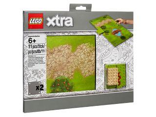 Spēļu paklājs ar parka motīvu