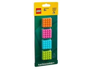 LEGO® 4x4 Brick Magnets