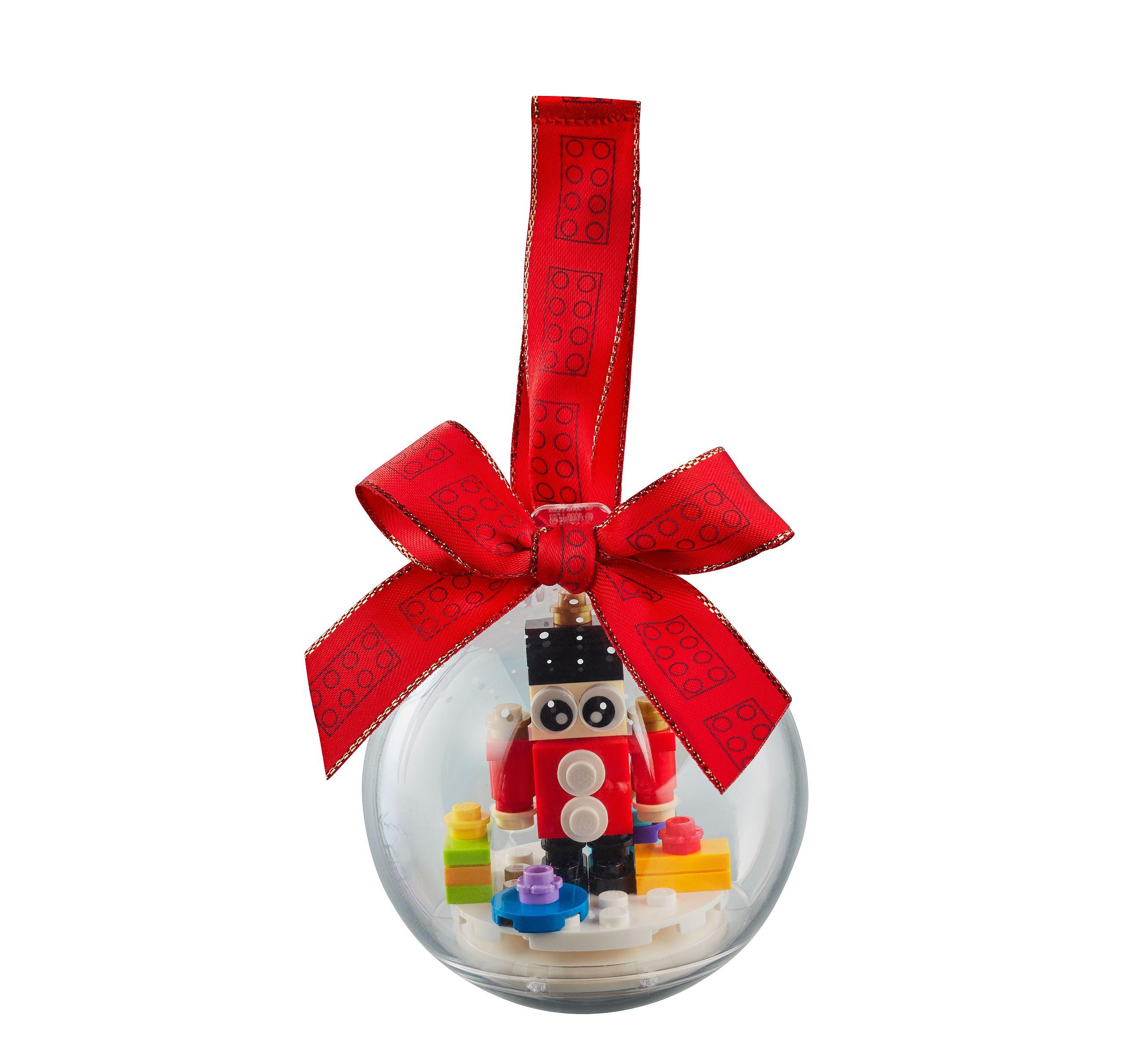 Vianočná LEGO® ozdoba – vojačik