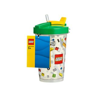 LEGO® Tumbler with Straw