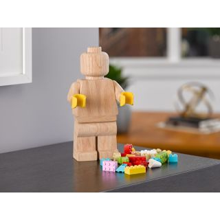 Dřevěná LEGO® minifigurka