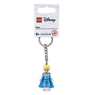 LEGO® ǀ Disney Frozen 2 Elsa Keyring