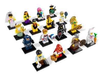 LEGO Minifigures Series 7 Character Bios | LEGO Minifigures … | Flickr