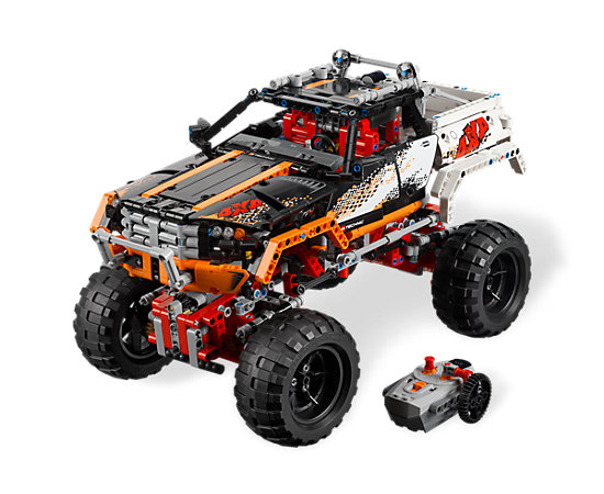 4x4 Crawler 9398 Technic Lego Shop
