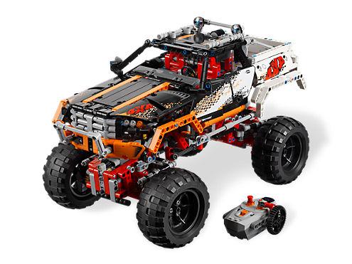 4x4 Crawler 9398 Technic Lego Shop