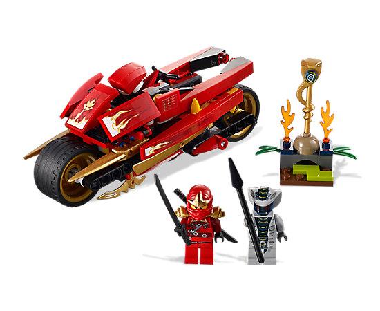 Kais Blade Cycle 9441 Ninjago Lego Shop
