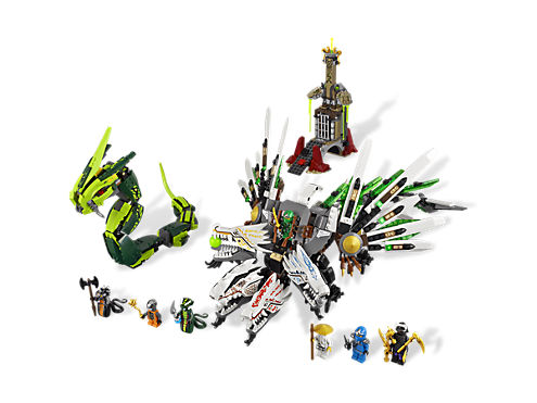 epic dragon battle 9450 ninjago lego shop