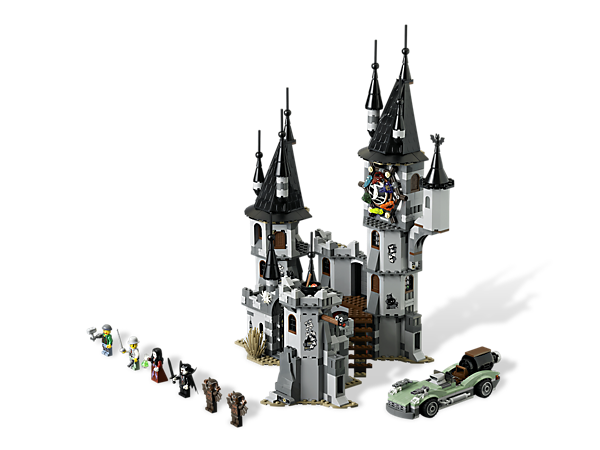 Survive the traps and terrors of the Vampyre Castle to stop the Vampyre from uniting the moonstones and cloaking the world in darkness!