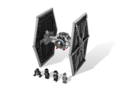 TIE Fighter 9492 Star Wars LEGO Shop