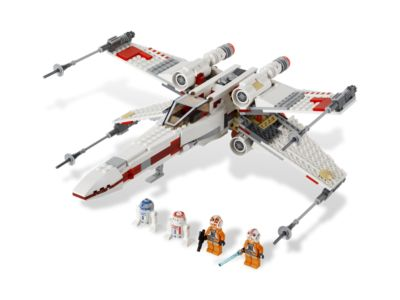 X-Wing Starfighter™ - 9493 | Star Wars™ | LEGO Shop