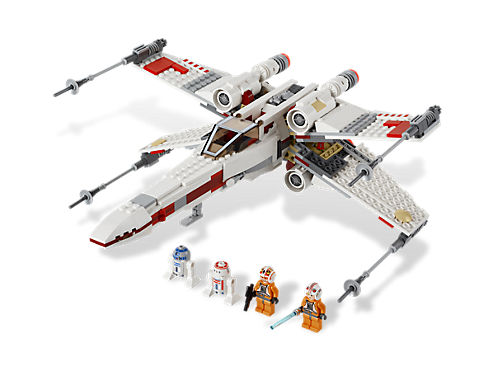 X Wing Starfighter 9493 Star Wars Lego Shop