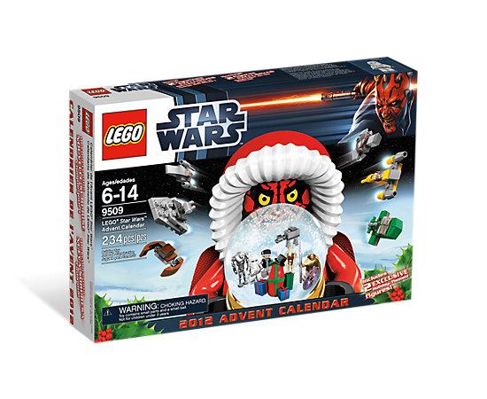 LEGO® <i>Star Wars</i>™ Advent Calendar - 9509 | Star Wars™ | LEGO ...