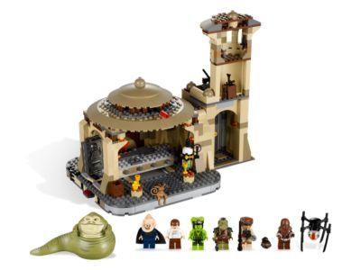 Jabba's Palace™ - 9516 | Star Wars™ | LEGO Shop