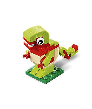 Settembre Minibuild - Dinosauro