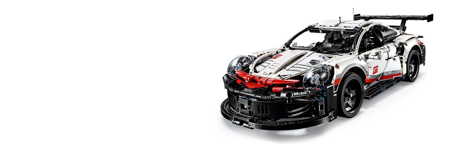 Porsche 911 Rsr 42096 Technic Buy Online At The Official Lego Shop Us