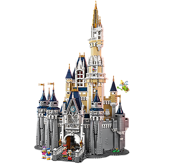 <p>Spread some magic with the Disney Castle!</p>