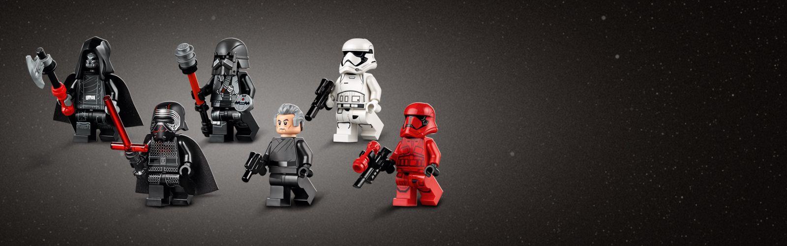 Lego Star Wars Kylo Ren S Shuttle 75256