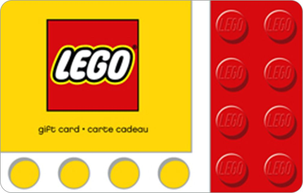 Give Gift Card Lego Shop