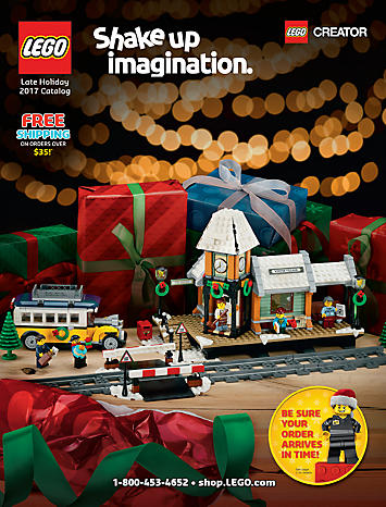 Catalogs | LEGO Shop