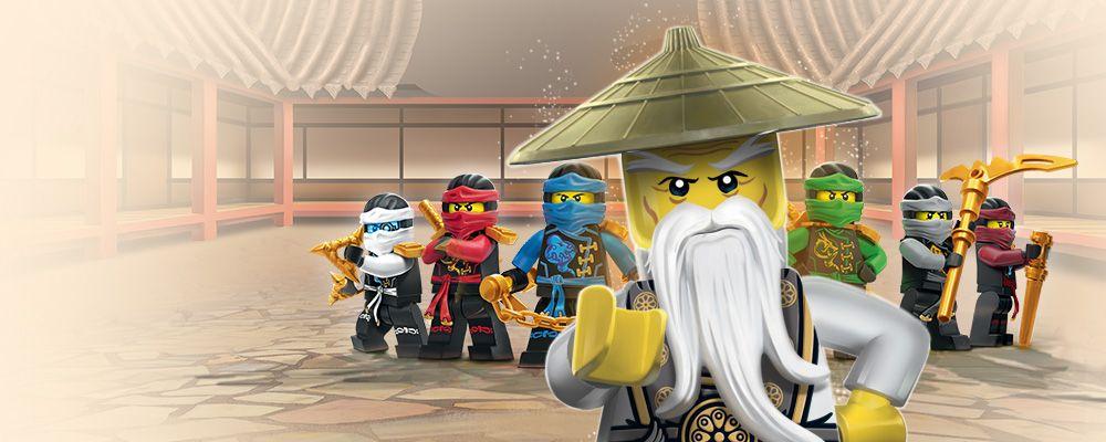 NINJAGO  LEGO Shop