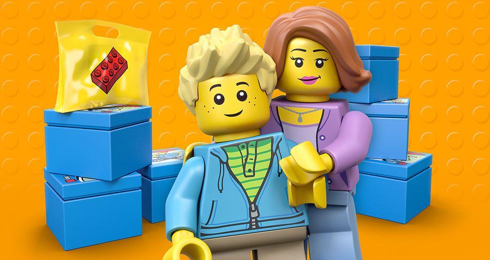 Oferty I Promocje Lego Shop