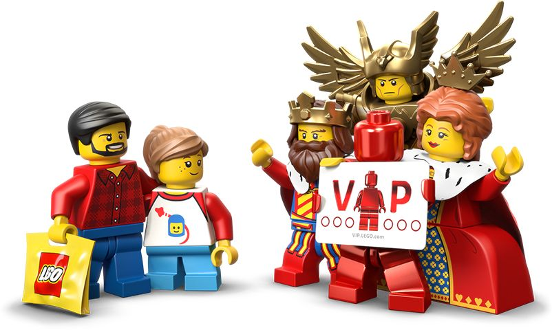 LEGO® VIP LOYALTY PROGRAM | LEGO Shop